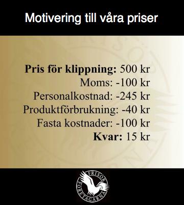Motivering priser